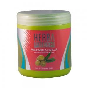HerbaFresh Mascarilla Capilar Laceadora 32 Oz.Fl.